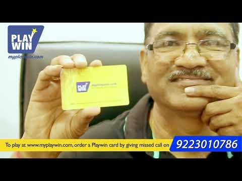 Meet Playwin's 100th Crorepati - Ramnivas Soni
