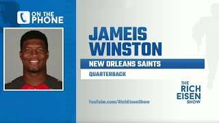 Jameis Winston Talks Signing with Saints, Lasik Surgery & More with Rich Eisen | Full Interview