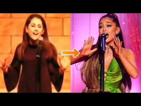 Vocal Comparison: Ariana Grande Singing 'The Wizard and I' 12 YEARS LATER