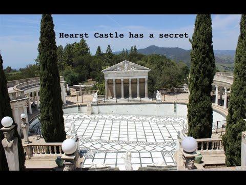 Virtual Photo Walks, Hearst Castle has a secret