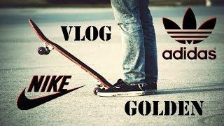 Vlog: Четкий скейтер! Гоняем по парковке миллионеров!