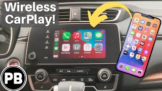 How to Install Wireless Apple CarPlay!