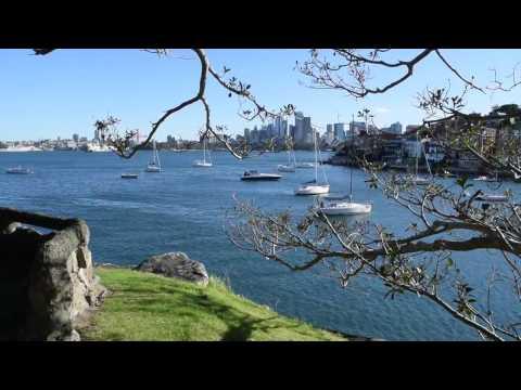 Sydney Bushwalking - Neutral Bay to Mosman Bay
