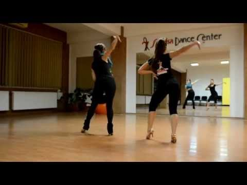 Judit & Tatiana - Sonrisa Dance Center, Bachata Lady Styling