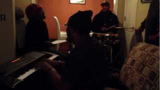 Can You Feel It? by KEM - Rehearsal with Kevin Whalum