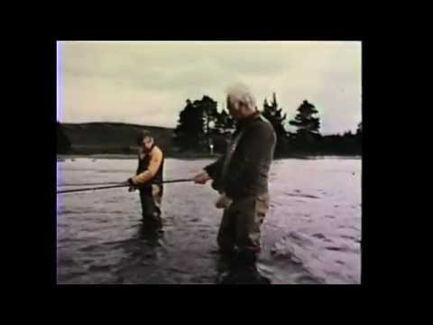 Scotland For Fishing Peter Anderson fly fishing trout salmon Spey Dunblane Hydro