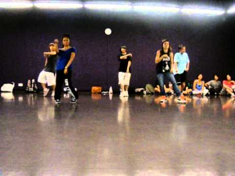 Chromeo - Fancy Footwork choreo by Zaihar (12th Aug 2010)