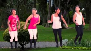 Las Traicioneras del Amor ( Pasito tun tun  ) HD 2012