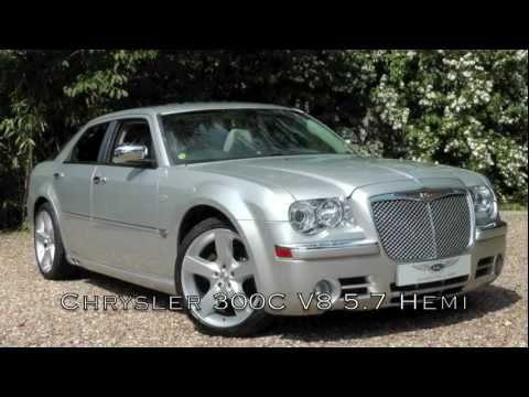 Chrysler 300c 5 7 V8 Hemi