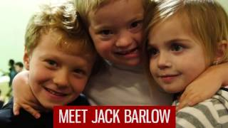 Jack Barlow Becomes First Child with Down Syndrome to Dance with Cincinnati Ballet