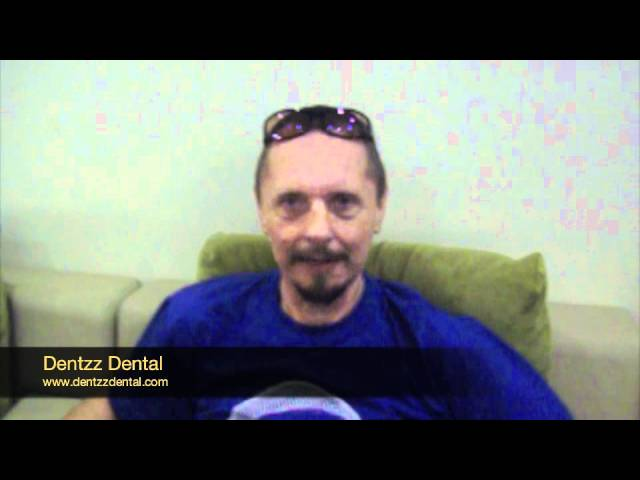 Canada patient expresses his views about Dentzz Dental, Mumbai.