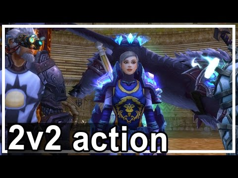 INTENSE 2v2 ACtion with RET WW MONK Games with Patreon supporter
