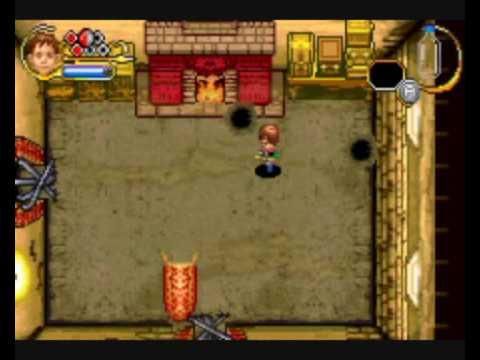 Monster House(GBA) 2nd Boss