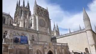 Burgos, Spain, May 2016