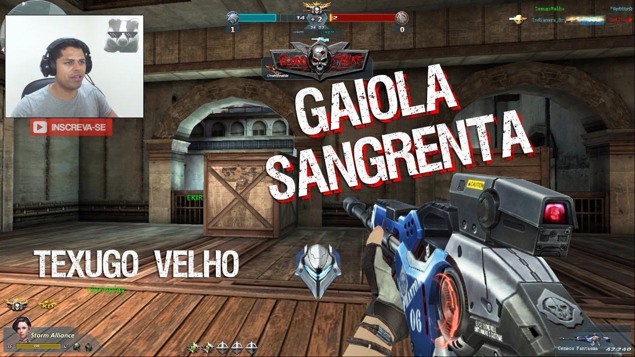 Dominamos a Gaiola Sangrenta