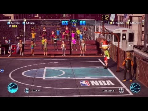 NBA 2K Playgrounds 2: What is Going On in this Game |