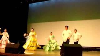 Lawiswis Kawayan Philippine Folk Dance