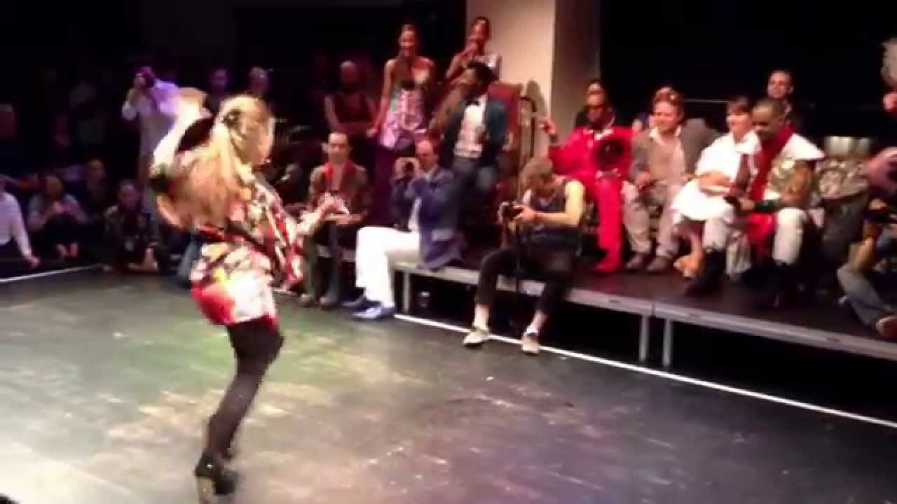 Download VG FEM 10'S BAMBY MELODY @ BERLIN VOGUING OUT 2014