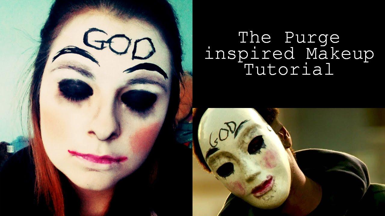 Purge Anarchy Makeup | www.imgkid.com - The Image Kid Has It!
