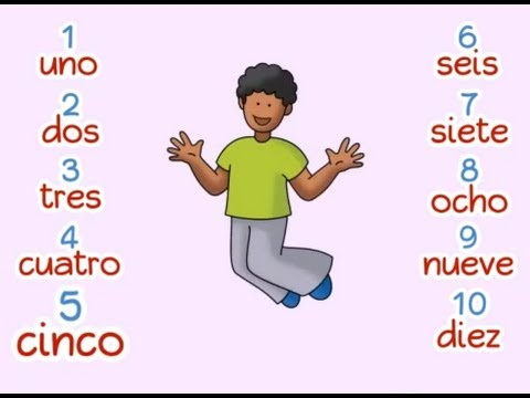Count to ten in Spanish: ¡Cuenten conmigo! - Calico Spanish Songs for Kids