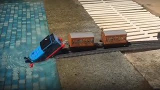 Thomas and Friends Accidents Will Happen! Thomas, Annie and Clarabel Accidents and Crashes