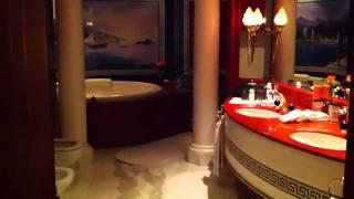 My room in Dubai's Burj al Arab