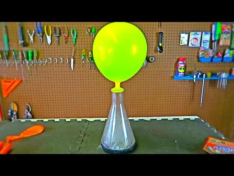 Thumbnail: How to Make a Flying Balloon Without Helium - Science Experiments