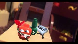 Lego Annoying Orange Trailer