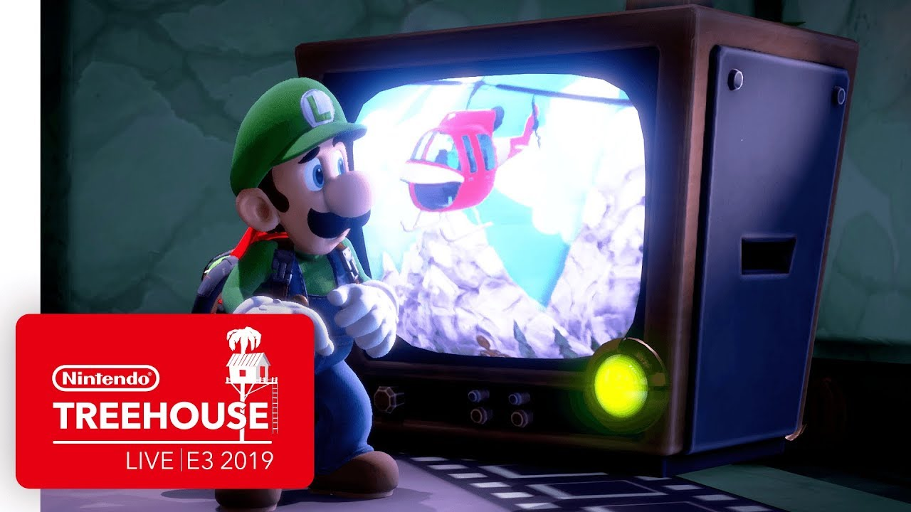 Luigi S Mansion 3 Developers Talk Cut Ideas Labo And Why