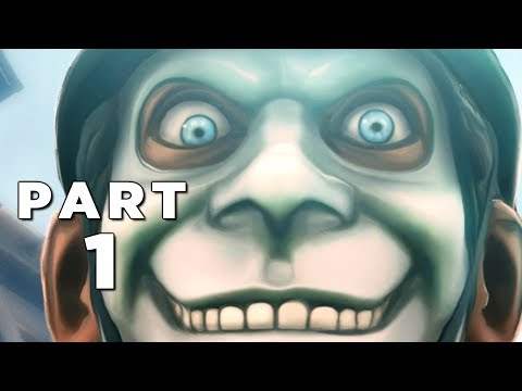 WE HAPPY FEW Walkthrough Gameplay Part 1 - PROLOGUE