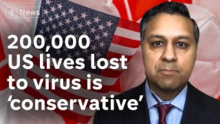 Stanford doctor: 200,000 US lives lost to coronavirus is 'conservative' estimate