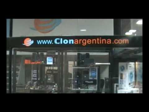 Clonargentina local nro 483 1 piso galeria jardin for Cables pc galeria jardin