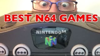 10 Best Nintendo 64 Games