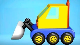 Build & Play: 3d Haul Truck Puzzles Demo Review (kid's Educational Ipad, Iphone App For Children