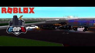 Roblox Rollenspiel - DOJ 13 - Los Santos Presidential Escort