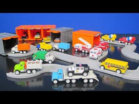 Battat Driven Pocket Series Secret Codes Spoiler Alert Toy Trucks and Toy Cars