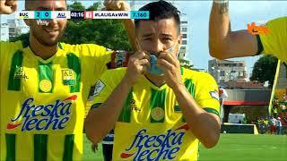 Liga Aguila 2018 I Fecha 10 Bucaramanga 4 1 Alianza Petrolera