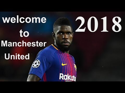 Samuel Umtiti ● Welcome to Manchester United ● Absolute Beast ● Defensive Skills 2017/2018 ● HD