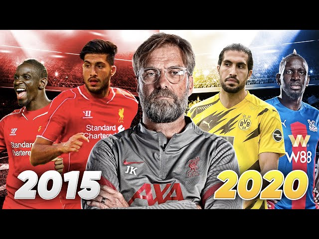 Jurgen Klopp's First Liverpool XI: Where Are They Now?!