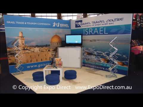 Expo Frame - Fabric Print - Exhibition Solutions by Expo Direct