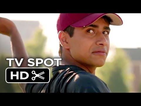 Million Dollar Arm TV SPOT  Next Big Thing 2014  Jon Hamm, Suraj Sharma Baseball Movie HD