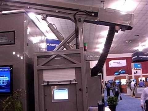 Transportable Cellular Base Station, Powerwave Technologies - MILCOM 2010 -2