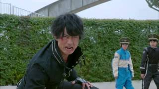 2015年3月21日ロードショー Japanese movie Superhero Taisen GP: Kamen...