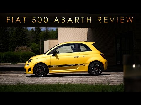 Review | 2016 Fiat 500 Abarth | Disgruntled Motoring