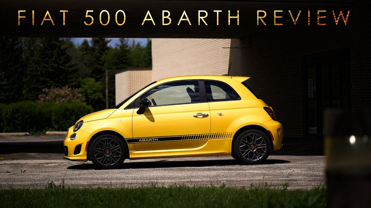 Fiat 500 abarth reviews