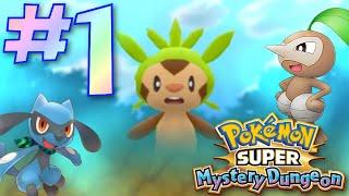 Pokémon Super Mystery Dungeon - Episode 1