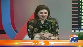 Khabarnaak | Ayesha Jahanzeb | 12th April 2020 | Part 01