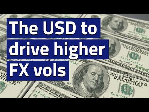 The USD - the potential catalyst to promote higher FX volatility
