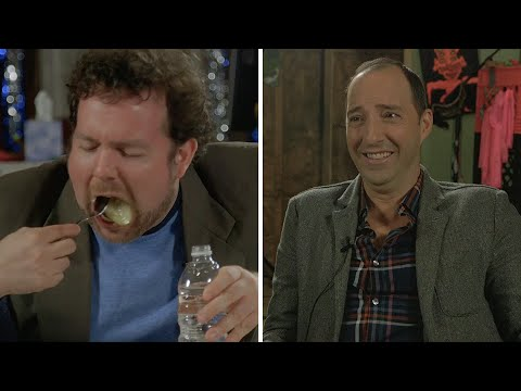 Connor Ratliff Can Interview Tony Hale On One Condition...