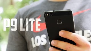 Huawei P9 Lite, review en español